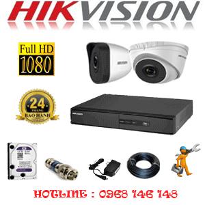 TRỌN BỘ 2 CAMERA IP HIKVISION 2.0MP (HIK-2113114)-HIK-2113114