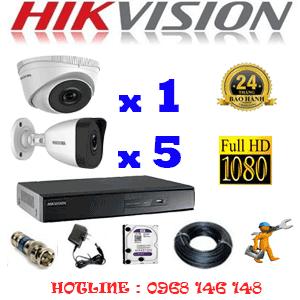 TRỌN BỘ 6 CAMERA IP HIKVISION 2.0MP (HIK-2113514)-HIK-2113514