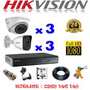 TRỌN BỘ 6 CAMERA IP HIKVISION 2.0MP (HIK-2313314)-HIK-2313314