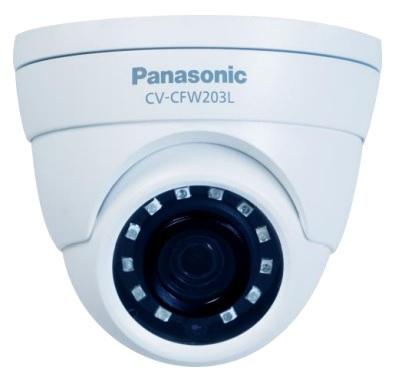 Camera Hd-Cvi Dome Hồng Ngoại 2.0Mp Panasonic Cv-Cfw203L-CV-CFW203L