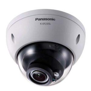 Camera IP Dome hồng ngoại 2.0MP Panasonic K-EF235L01E-K-EF235L01E