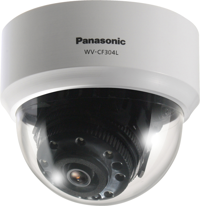 Camera Dome hồng ngoại Panasonic WV-CF304LE-WV-CF304LE