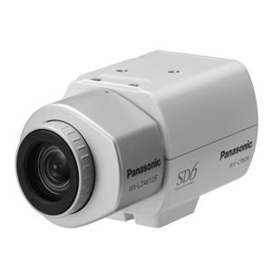 Camera Thân hồng ngoại Panasonic WV-CP604E-WV-CP604E