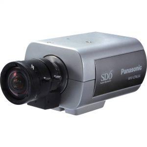 Camera Thân hồng ngoại Panasonic WV-CP634E-WV-CP634E