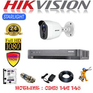 TRỌN BỘ 1 CAMERA HIKVISION 2.0MP (HIK-212200)-HIK-212200
