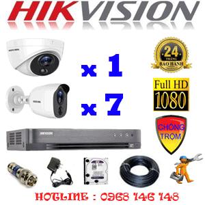 Lắp Đặt Trọn Bộ 8 Camera Hikvision 2.0Mp (Hik-2117718)-HIK-2117718