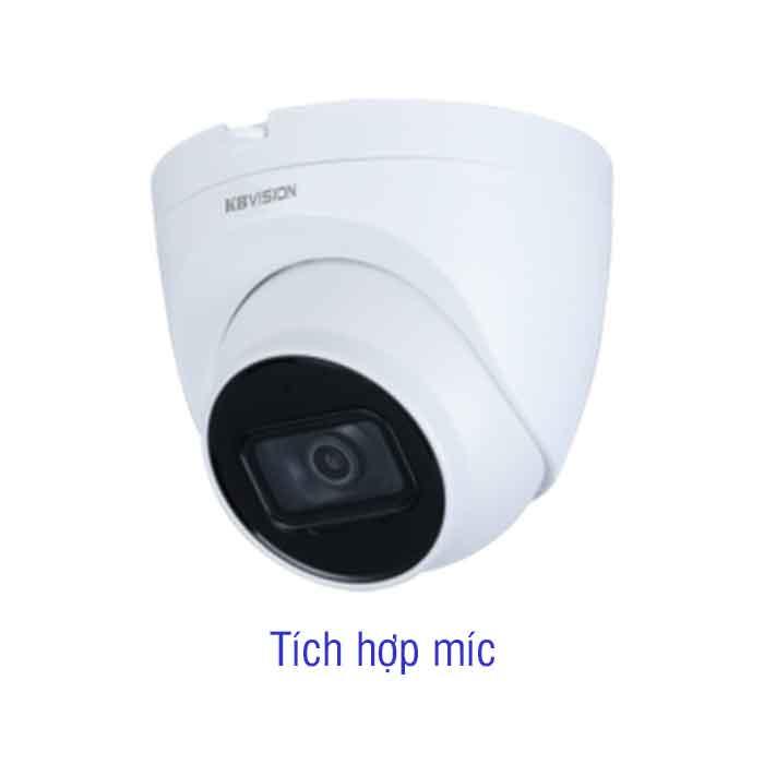 Camera Ip Hồng Ngoại 4Mp Kbvision Kx-4012An3-KBVISION-KX-4012AN3