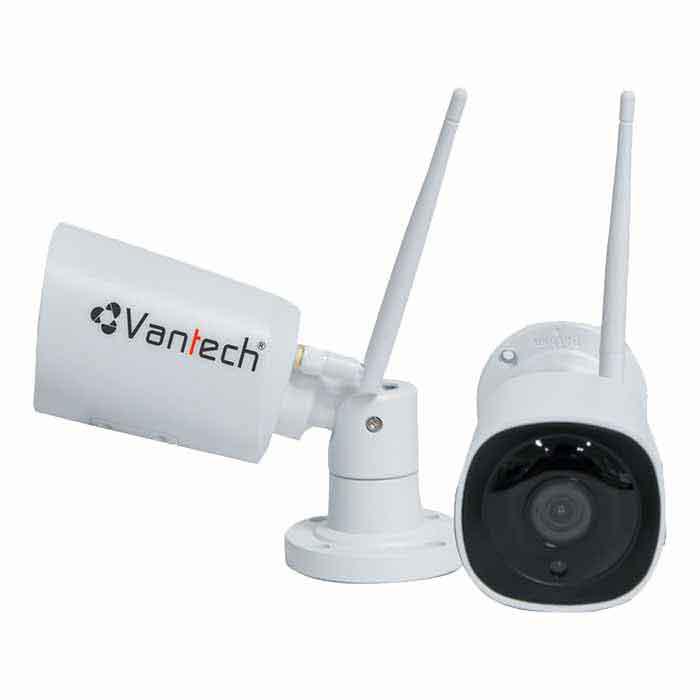 Camera Ip Ai Wifi 5.0Mp Vantech Ai-V2031D-AI-V2031D