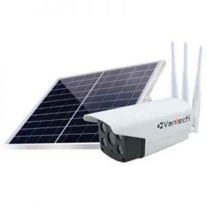 Camera Ai Solar Wifi 2.0Mp Kết Nối Mạng 4G Vantech Ai-V2034-AI-V2034