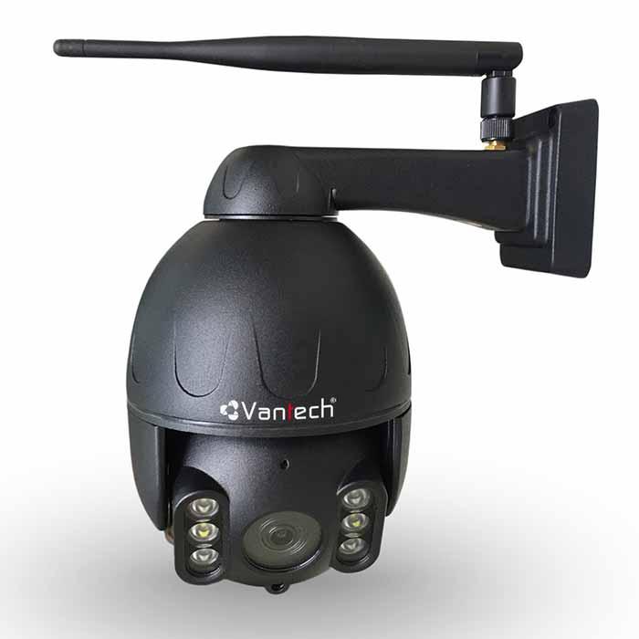 Camera Ip Ptz Wifi Mini 5.0Mp Vantech Ai-V2044D-AI-V2044D