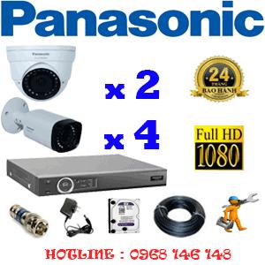 Lắp Đặt Trọn Bộ 6 Camera Panasonic 2.0Mp (Pan-22546)-PAN-22546