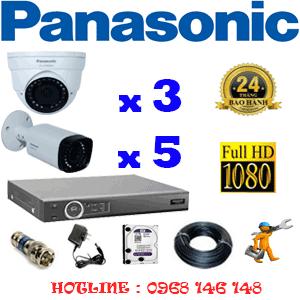 Lắp Đặt Trọn Bộ 8 Camera Panasonic 2.0Mp (Pan-23556)-PAN-23556