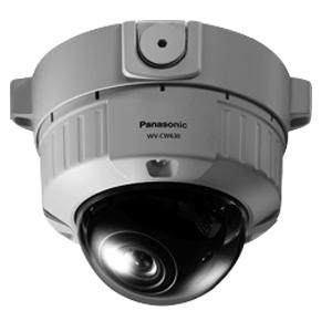 Camera Dome Hồng Ngoại Panasonic Wv-Cw630S/g-WV-CW630S-G