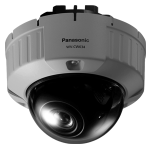 Camera Dome Hồng Ngoại Panasonic Wv-Cw634Se-WV-CW634SE