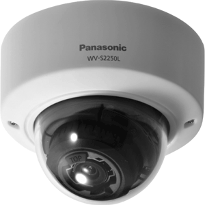 Camera Dome Hồng Ngoại Panasonic Wv-S2250L-WV-S2250L