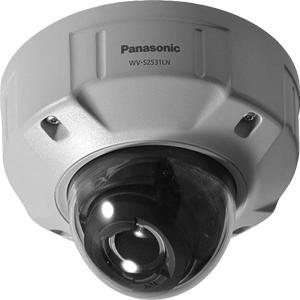 Camera Dome Hồng Ngoại Panasonic Wv-S2531Ltn-WV-S2531LN