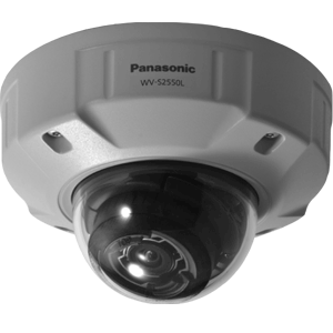 Camera Dome Hồng Ngoại Panasonic Wv-S2550L-WV-S2550L