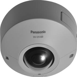 Camera Dome Hồng Ngoại Panasonic Wv-Sfv481-WV-SFV481
