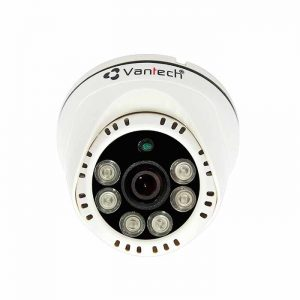 Camera Hdtvi Dome 2.0Mp Vantech Vp-111T-VP-111T