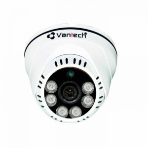 Camera Dome Hdtvi 2.2Mp Vantech Vp-1300T-VP-1300T