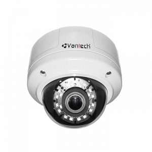 Camera AHD Dome 2.0MP VANTECH VP-3300ZA-VP-3300ZA