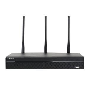 Đầu Ghi Hình Ip Wifi 4 Kênh Kbvision Kx-C8104Wn2-KX-C8104WN2