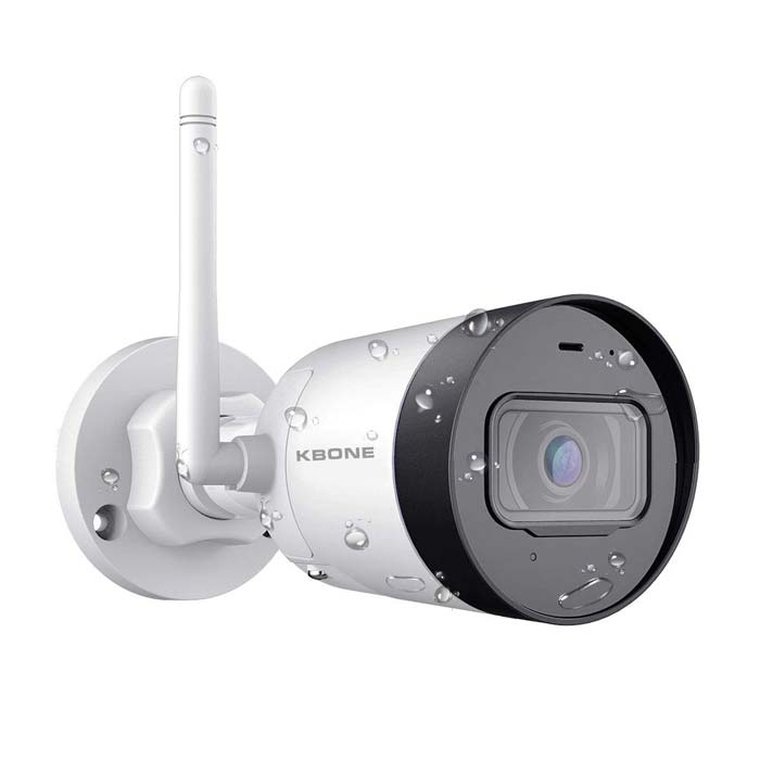 Camera Ip Wifi 4.0Mp Kbone Kn-4001Wn-KBVISION-KN-4001WN