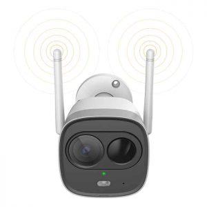 Camera Ip Wifi 2.0Mp Kbone Kn-2003Wn.pir-KN-2003WN.PIR