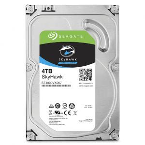 Ổ Cứng Hdd Seagate Skyhawk 4Tb 3.5″ Sata 3 – St4000Vx007-Ổ cứng HDD Camera Seagate Skyhawk 4TB SATA (ST4000VX007)