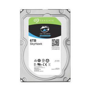 Ổ Cứng Hdd Seagate Skyhawk 6Tb 3.5″ Sata (St6000Vx001)-Ổ cứng HDD Camera Seagate Skyhawk 6TB SATA (ST6000VX001)