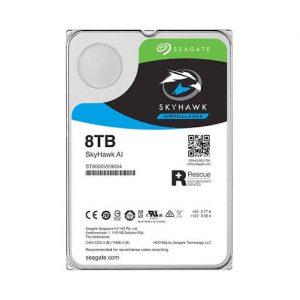Ổ Cứng Hdd Seagate Skyhawk Ai 8Tb 3.5″ Sata (St8000Ve0004)-Ổ cứng HDD Camera Seagate Skyhawk AI 8TB SATA (ST8000VE0004)