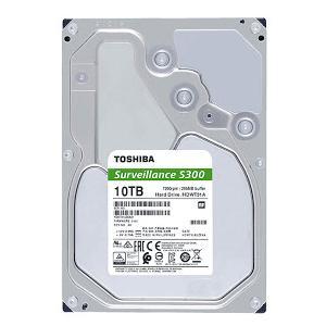 Ổ Cứng Hdd Toshiba S300 Surveillance 10Tb 3.5″ Sata 3 – Hdwt31Auzsva-Ổ cứng HDD Toshiba S300 Surveillance 10TB SATA 7200RPM 256MB (HDWT31AUZSVA)