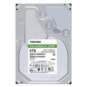 Ổ Cứng Hdd Toshiba S300 Surveillance 6Tb Sata 3 – Hdwt360Uzsva-Ổ cứng HDD Toshiba S300 Surveillance 6TB SATA 7200RPM 256MB (HDWT360UZSVA)