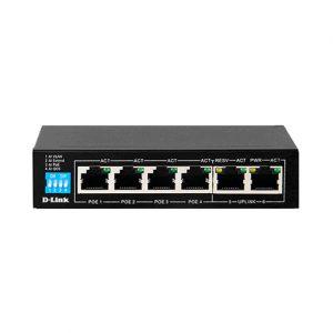 Switch D-Link Des-F1006P-D-Link DES-F1006P