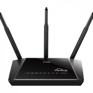 Router Wifi D-Link Dir-619L-D-Link-DIR-619L