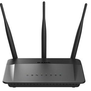 Router Wifi D-Link Dir-809-D-Link-dir-809