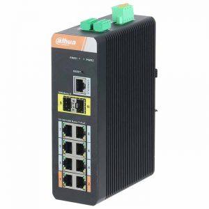 Switch Dahua Pfs4210-8Gt-Dp-DAHUA-PFS4210-8GT-DP