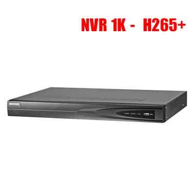 Đầu Ghi Ip 4 Kênh Hikvision Ds-7604Ni-K1(B)-DS-7604NI-K1-B