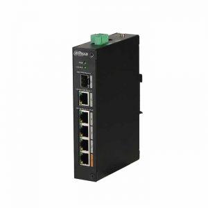Switch Dahua Pfs3106-4Et-60-Dahua-PFS3106-4ET-60