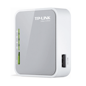 Router Wi-Fi Di Động Tp-Link Tl-Mr3020-TP-LINK-TL-MR3020
