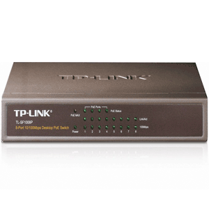 Switch Tp-Link Tl-Sf1008P-TP-LINK-TL-SF1008P