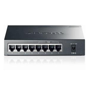 Switch Tp-Link Tl-Sg1008P-TP-LINK-TL-SG1008P