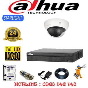 Lắp Đặt Trọn Bộ 1 Camera Dahua 2.0Mp (Dah-211700)-DAH-211700