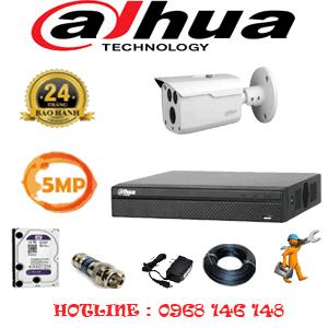 Lắp Đặt Trọn Bộ 1 Camera Dahua 5.0Mp (Dah-513000)-DAH-513000