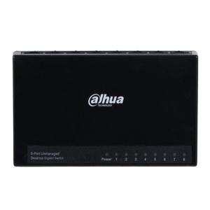 Switch Dahua Dh-Pfs3008-8Gt-L-DH-PFS3008-8GT-L
