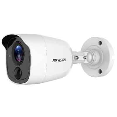 Camera Hdtvi Pir 5Mp Hikvision Ds-2Ce11H0T-Pirl-DS-2CE11H0T-PIRL