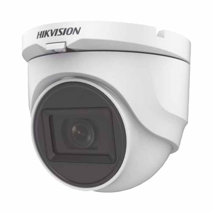 Camera Hd-Tvi 5.0Mp Hikvision Ds-2Ce76H0T-Itmfs-DS-2CE76H0T-ITMFS