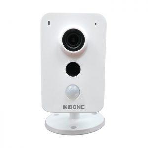 Camera Ip Cube Hồng Ngoại Không Dây 2.0 Megapixel Kbvision Kbone Kn-H23W-KBONE-KN-H23W