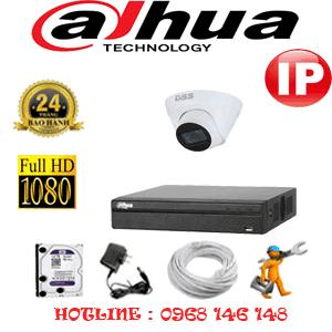 Lắp Đặt Trọn Bộ 1 Camera Ip Dahua 2.0Mp (Dah-214500)-DAH-214500