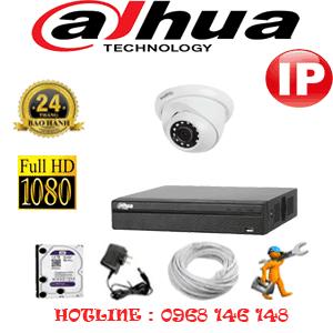 Lắp Đặt Trọn Bộ 1 Camera Ip Dahua 2.0Mp (Dah-214900)-DAH-214900